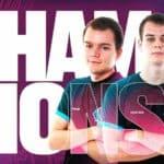 Rocket League RLCS Season X Spring European Regional 1 champions BDS