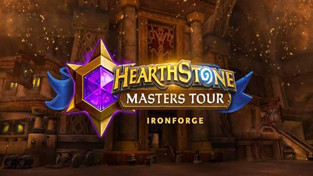 Hearthstone Masters Ironforge