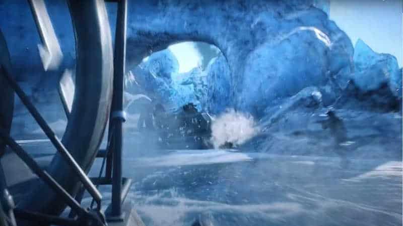 Battlefield 2042 teaser potential map