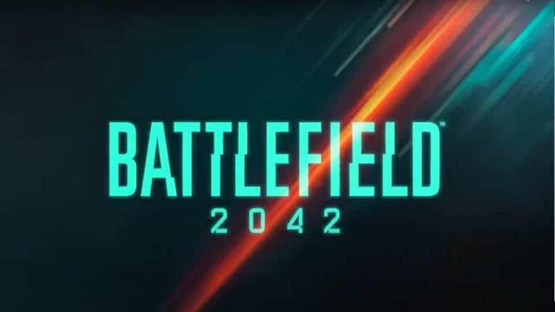 Battelfield 6 2042 logo